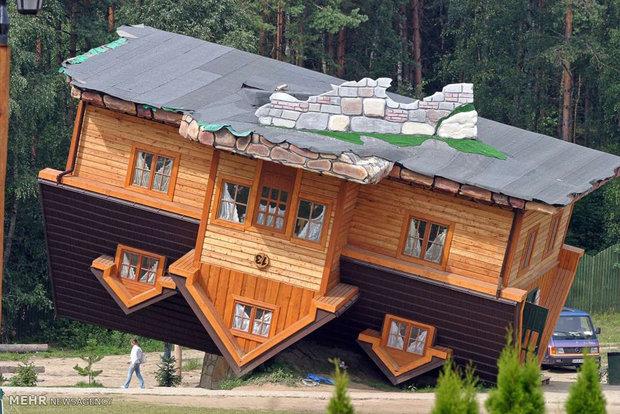 Weird buildings across the world