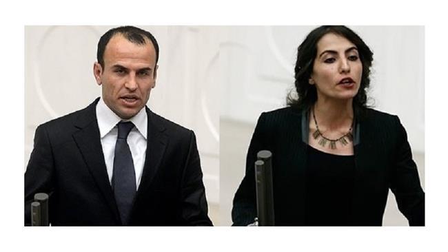 Turkey sacks two MPs over alleged PKK links