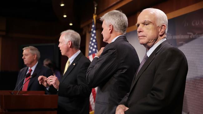 US Senate approves Iran, Russia, North Korea sanctions
