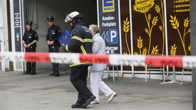 Stabbing leaves 1 dead at Hamburg supermarket