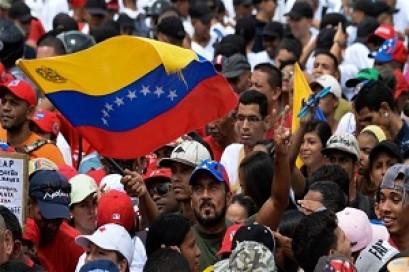 Due date arrives for Venezuela's controversial elections