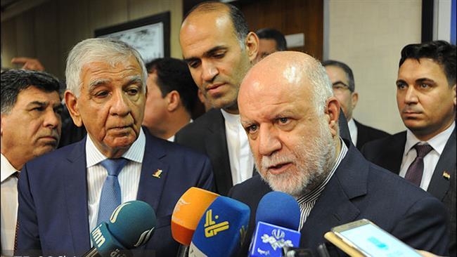 Iran, Iraq discuss mutual energy cooperation