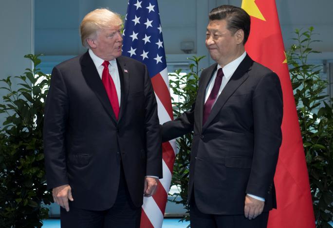 We will eventually have success on North Korea, Trump tells Xi