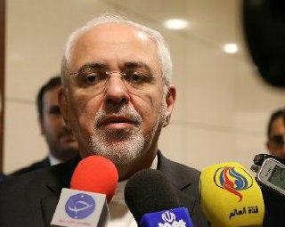 News in picture:FM Zarif arrives in Turkey