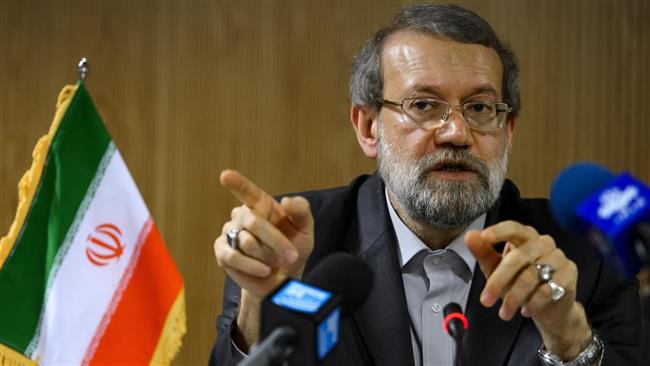 Larijani says Iran backs Pakistan in battle against terrorism