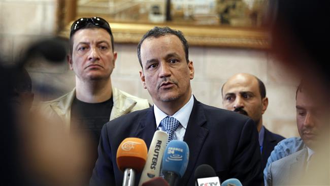 UN envoy: Military solution not to settle Yemen crisis