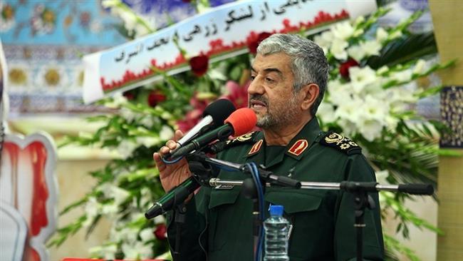 IRGC commander calls Daesh front-line soldiers of Zionist regime