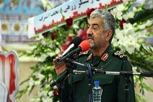 Daesh, front-line soldiers of Zionist regime: IRGC commander