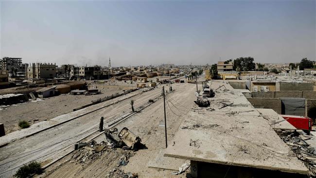 In Raqqah, US-led airstrikes kill more civilians