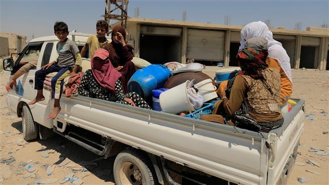 UN: Daesh-held Raqqah worst place in Syria