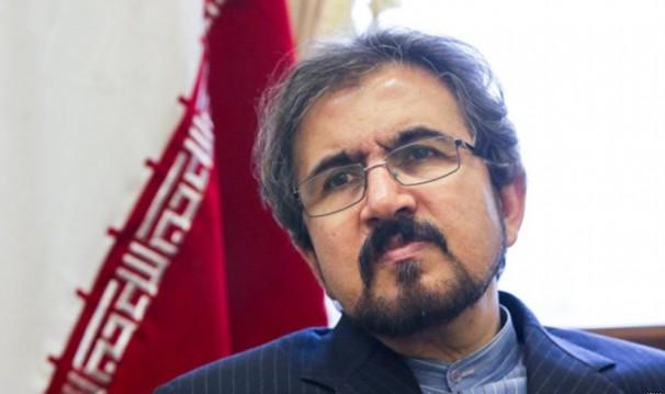 Iran blasts Afghanistan suicide attack