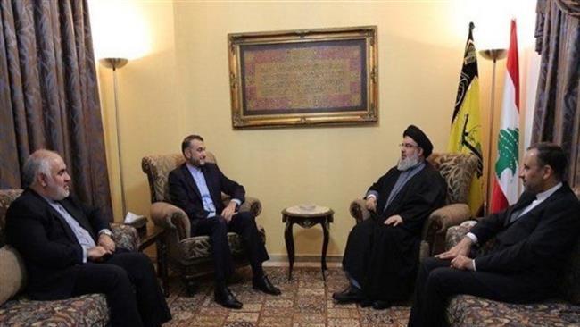 Crimes at al-Aqsa spawn of Israel-Arab normalization bids: Hezbollah chief