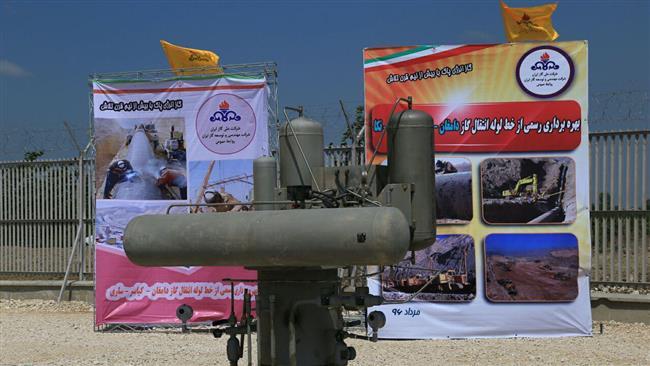 New pipeline cuts Iran's reliance on Turkmen gas