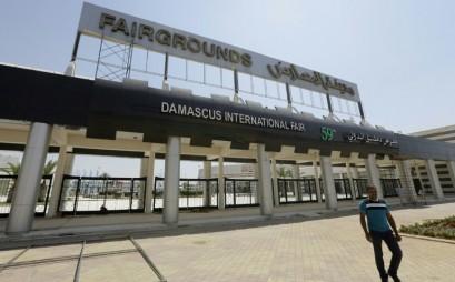 Deadly rocket fire hits near Damascus trade fair