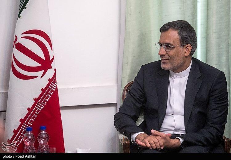 Iran deputy FM in Beirut