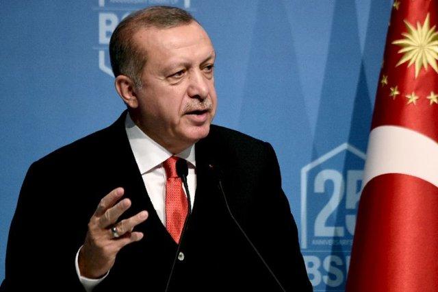 Erdogan says Turkey, Iran discuss joint action against Kurdish militants