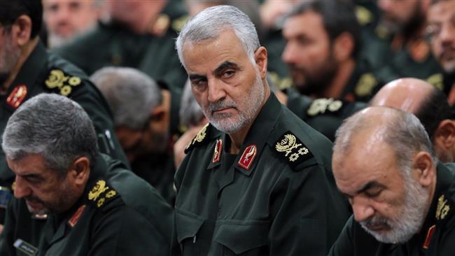 Iran's interests in Iraq, Syria not materialistic: Commander Soleimani