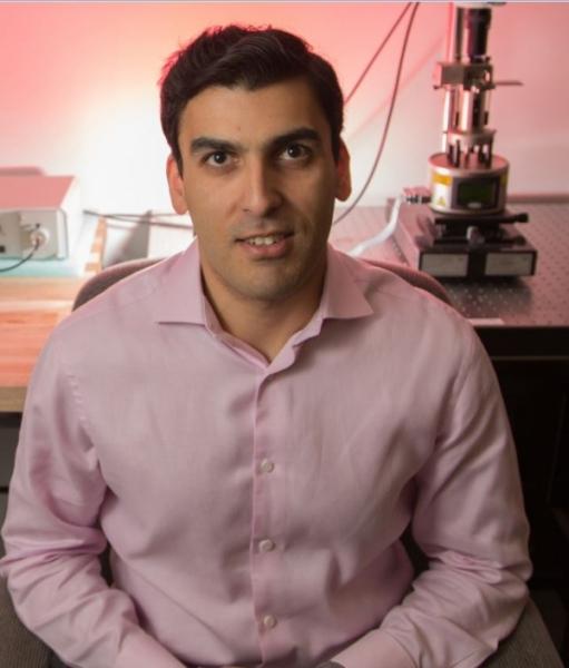 Iranian scientist wins NASA iTech Prize