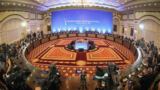 Syria peace talks in Astana postponed to mid-September: Kazakhstan