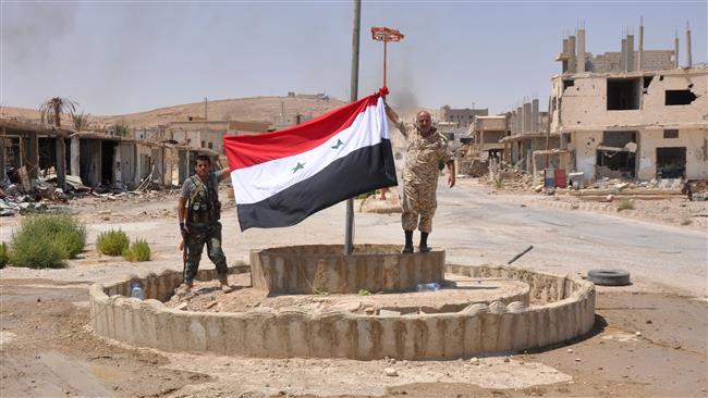 Syrian troops surround Daesh terrorists in Badiya desert: Monitor
