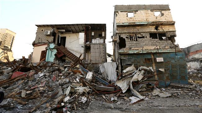 Saudi regime forces demolish Shia mosque in Awamiyah