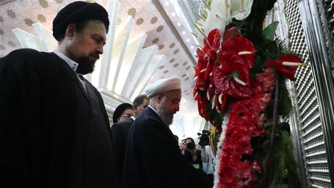 Iran not afraid of foreign threats, conspiracies: Rouhani