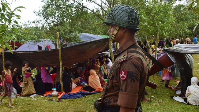 Myanmar leader, fighters exchange accusations amid rise in Rakhine violence
