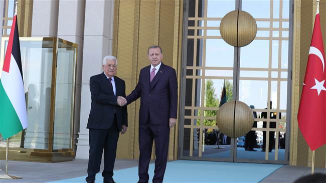 Turkey says Israel must end occupation of Palestine