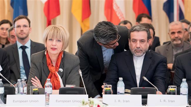 EU says Iran deal sound, all parties stick to terms