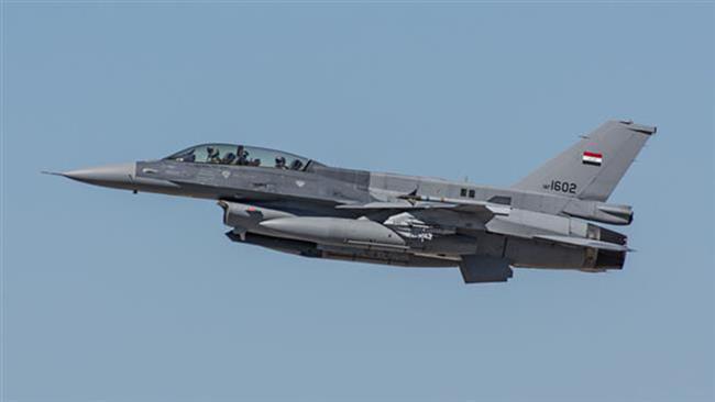 Iraqi Air Force jets kill nearly 100 Daesh terrorist in Anbar province