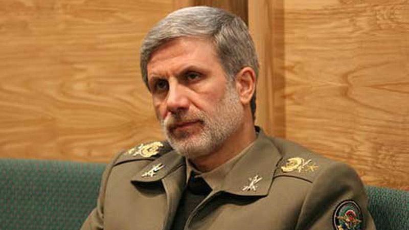 Iran says exports of military equipment on agenda