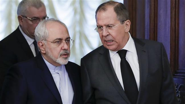 Iran, Russia FMs discuss Syria crisis, Astana talks over phone