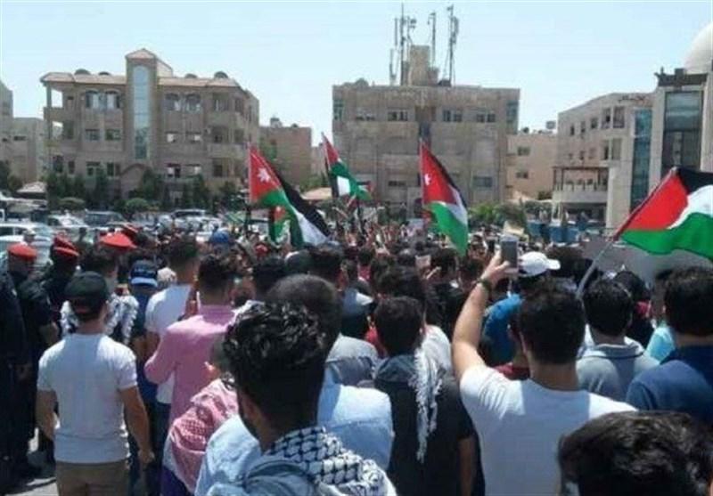 Jordanians call for shut-down of Israeli embassy