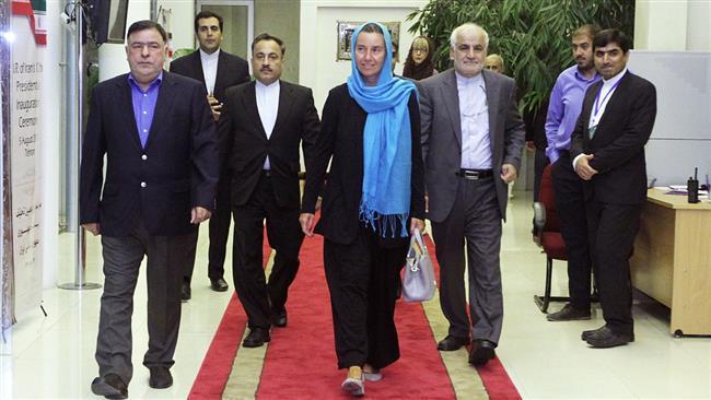 اهhigh-profile world officials in Iran for Rouhani inauguration