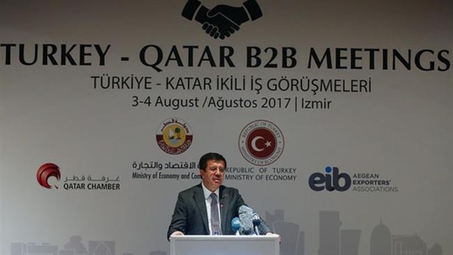 Iran, Turkey, Qatar mull land route amid Saudi crisis