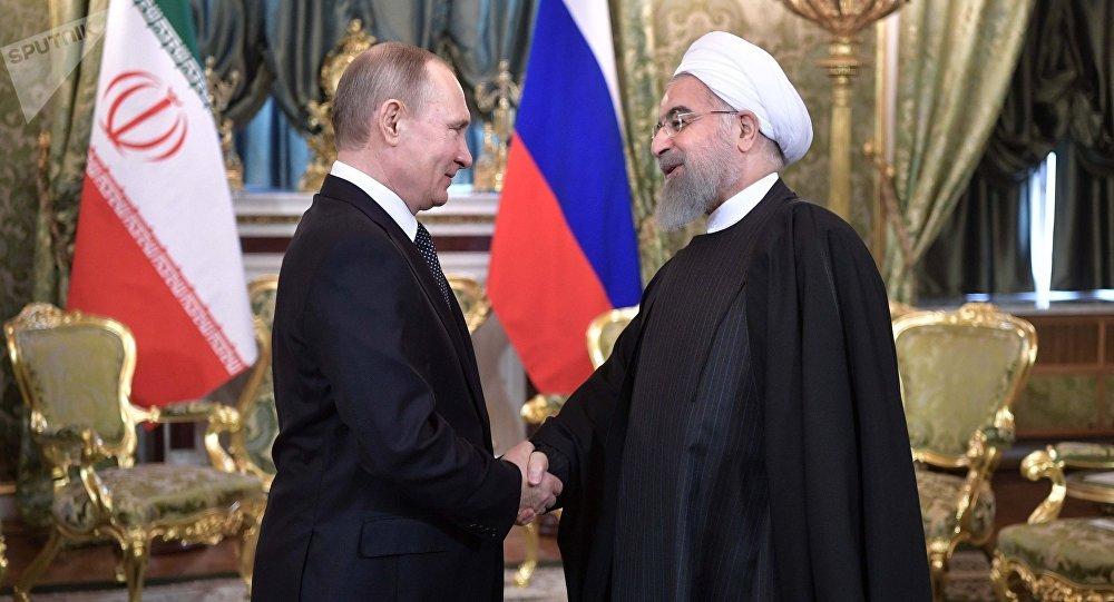 Sputnik: Russia, Iran seek boosting military ties after new US sanctions