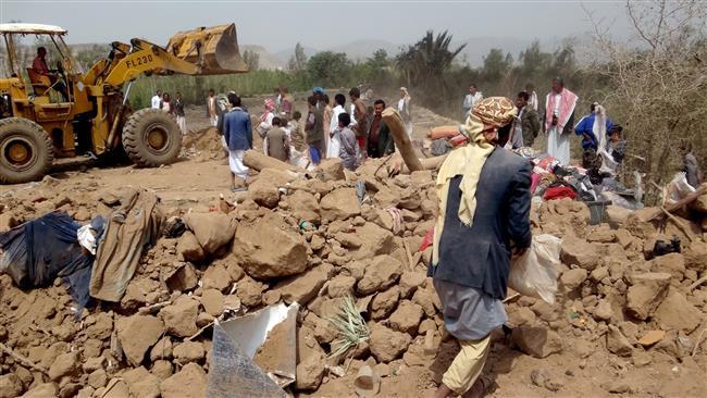 UN condemns Saudi disregard for civilian lives in Yemen