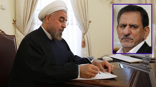 Rouhani reinstates Jahangiri as first VP