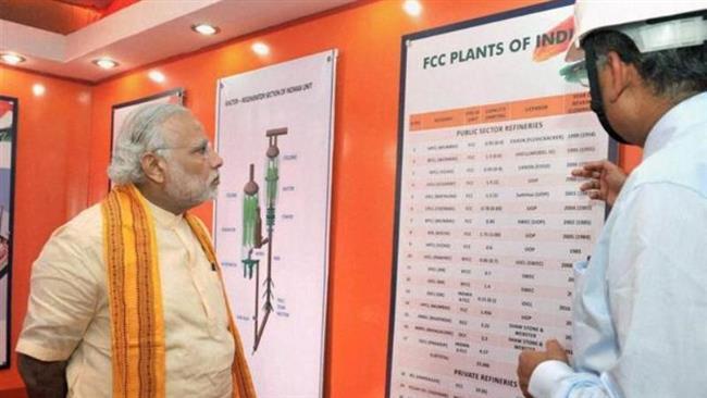 India cuts Iran oil imports amid Farzad row