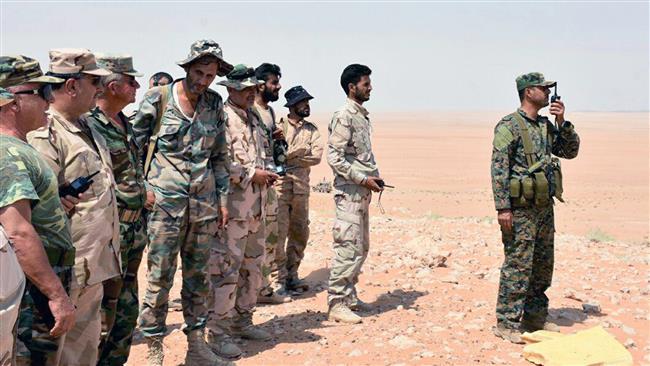 Syrian forces preparing to fully retake Dayr al-Zawr from Daesh