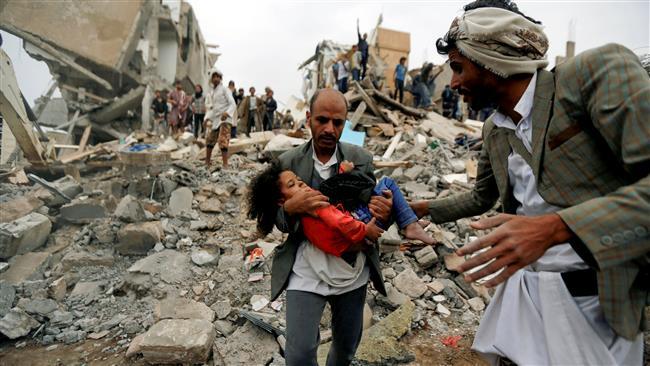 Saudi airstrikes on Yemen amount to war crimes: HRW