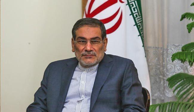 Iran's Shamkhani calls Iraqi Kurdistan referendum unlawful