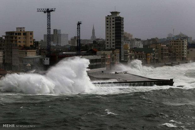 Hurricane Irma in Cuba