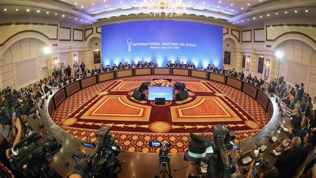 Russia, Iran, Turkey agree on Idlib zone borders