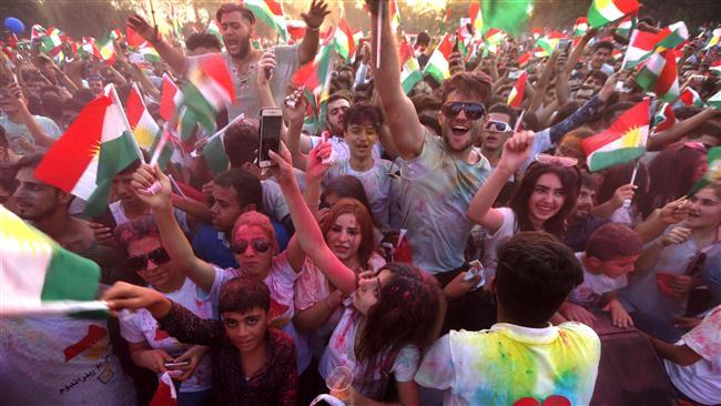 Lawmakers of Iraq's Kurdistan region approve independence referendum