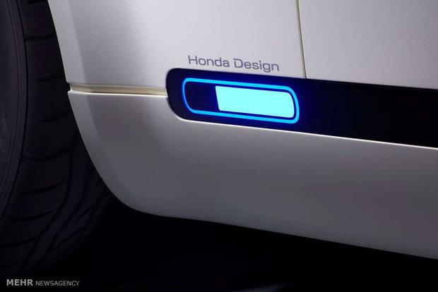 Honda unveils photos of all-electric concept Urban