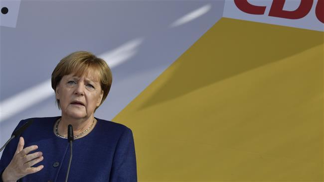 Germany seeks to restrict economic ties with Turkey: Merkel