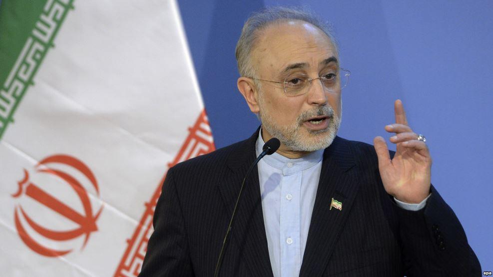 Iran's Salehi arrived in Vienna