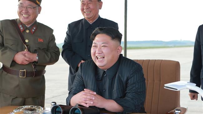 Trump calls North Korean leader Kim Jong-un 'Rocket Man'