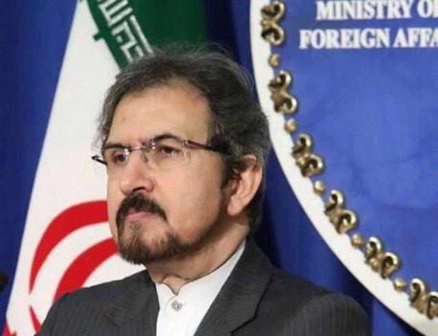 Qassmei condemns US sanctions on Iranian citizens